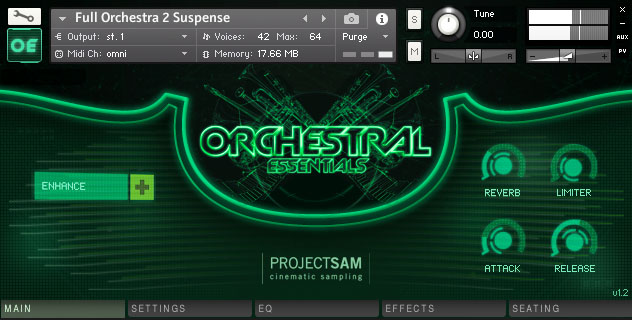 Orchestral Essentials 1